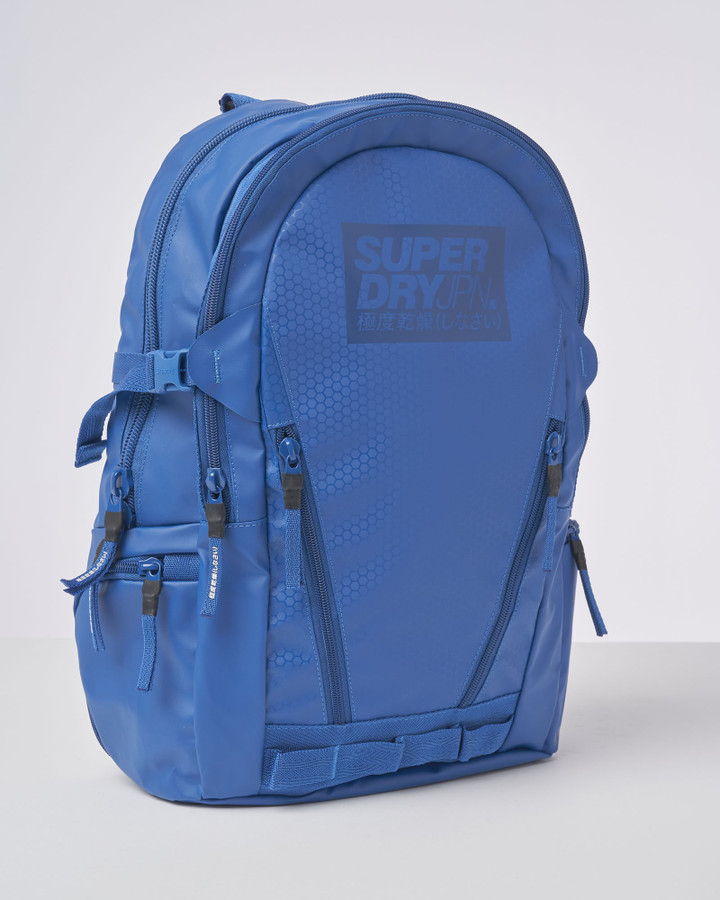 Superdry Colour Tarp Backpack True Blue