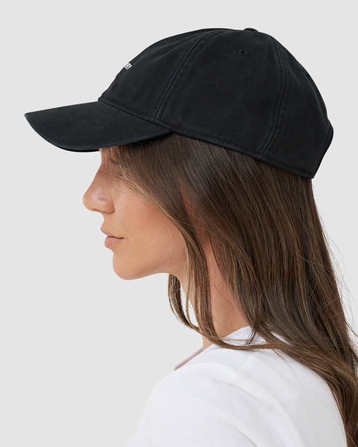 Superdry Philly Cap Black