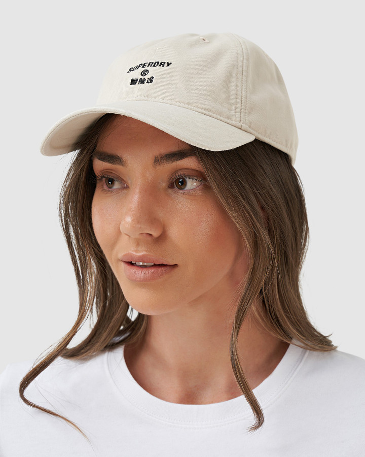 Superdry Philly Cap Beige