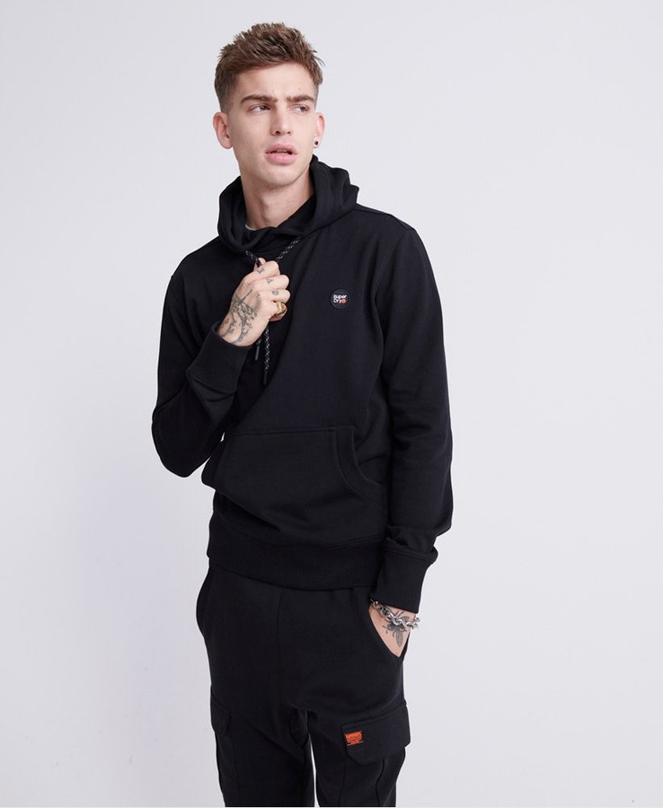 Superdry Collective Hood.. Black