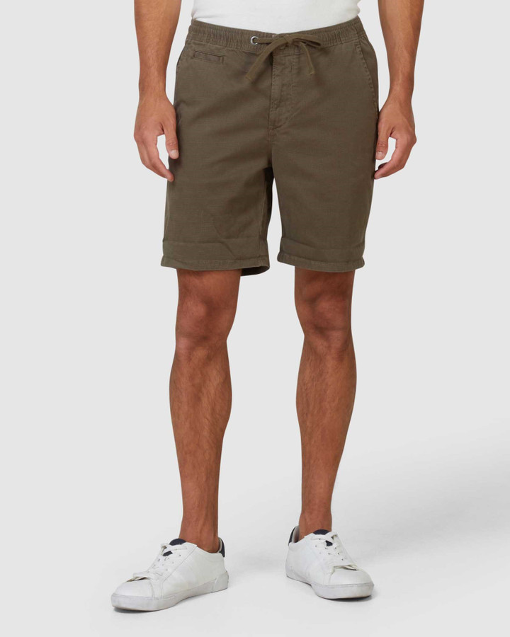 Superdry Sunscorched Chino Short Base Olive