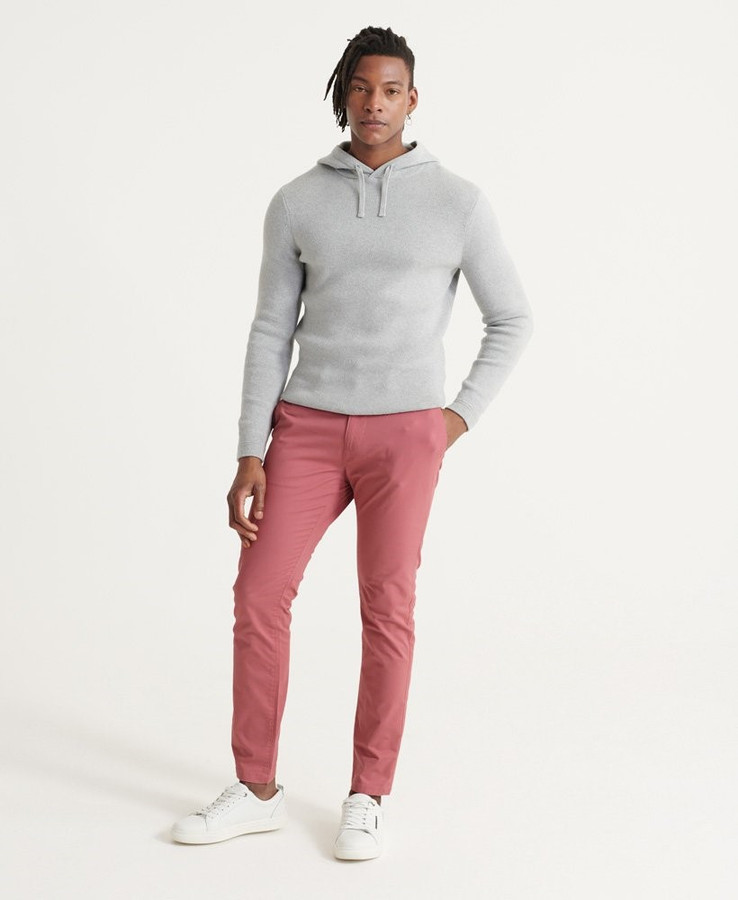 Superdry Edit Chino Canyon Pink 32