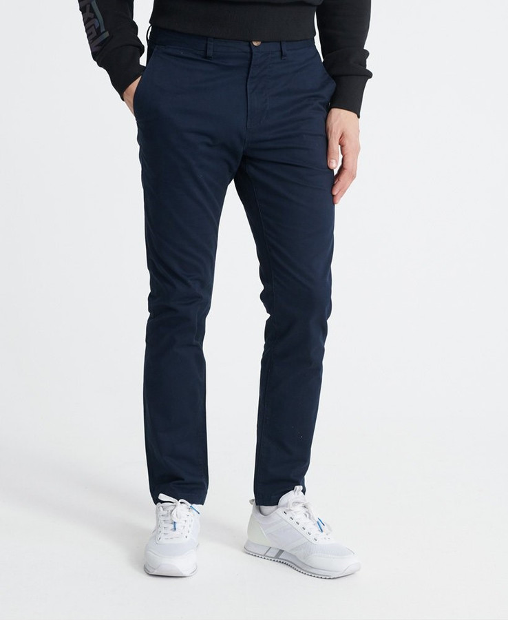 Superdry Edit Chino Navy 32