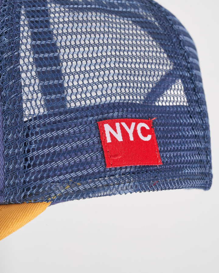 Superdry Nyc Trucker Navy