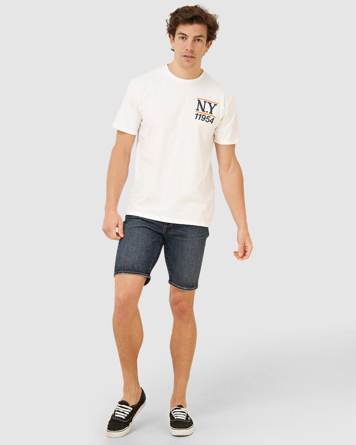 Superdry Yacht Prep Tee Optic
