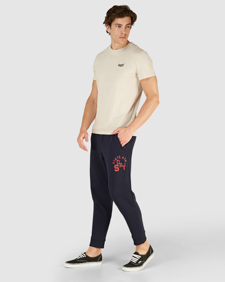 Superdry T&F Classic Jogger Nautical Navy