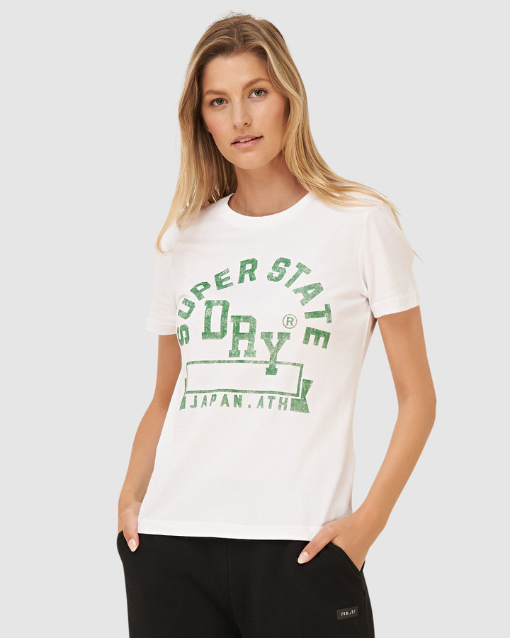 Superdry T&F Classic Tee Optic