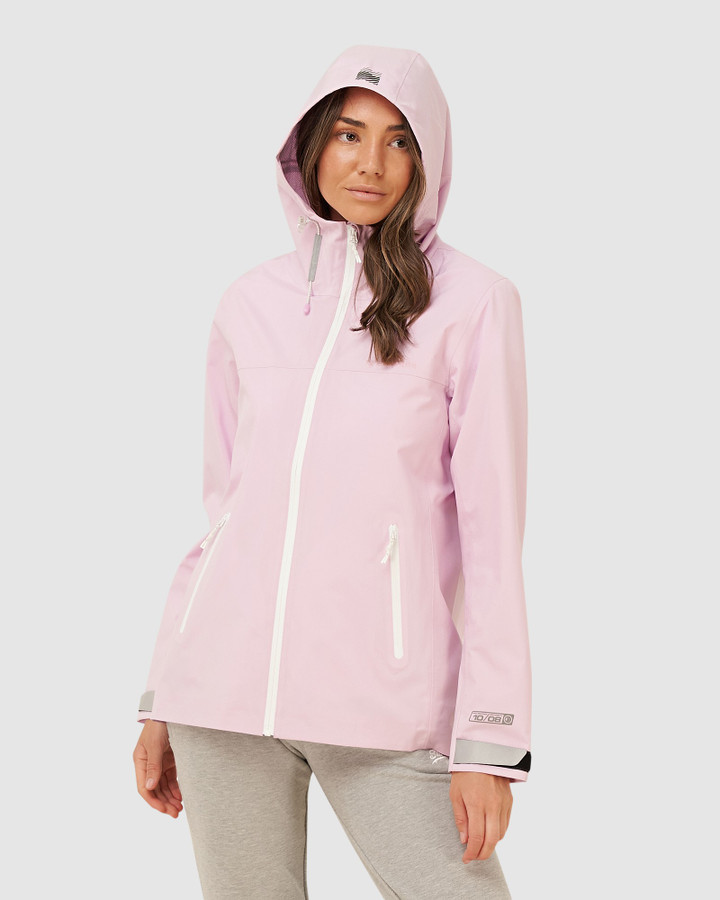 Superdry Hydrotech Harpa Waterproof Winsome Orchid