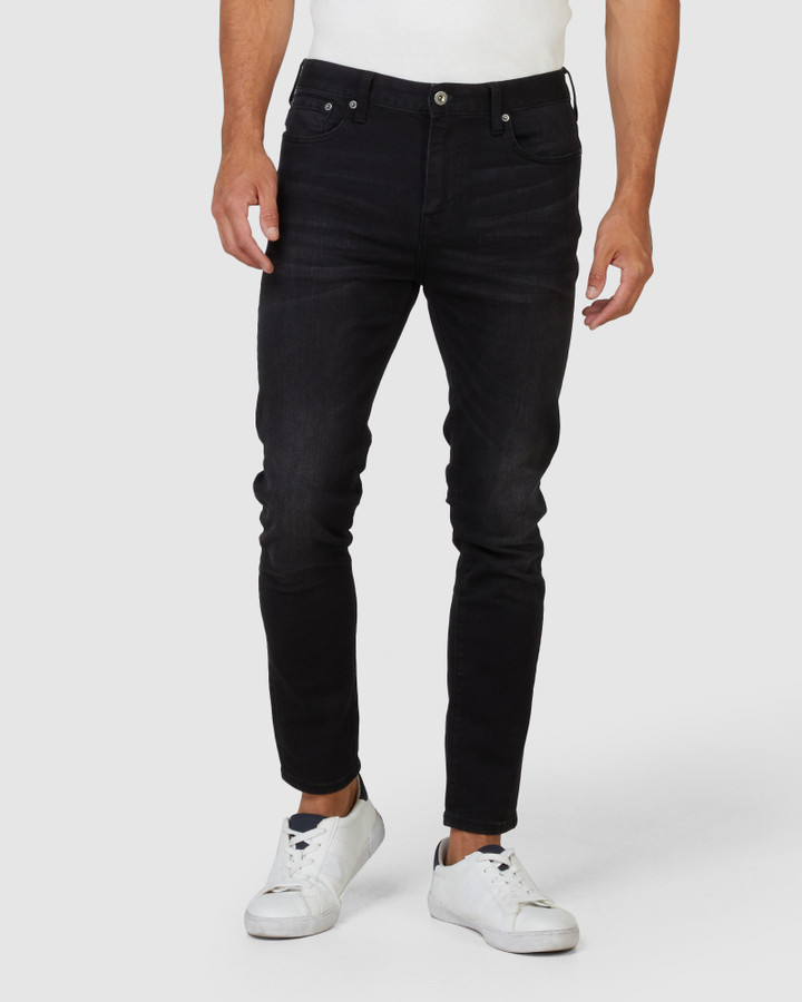 Superdry Skinny Berkeley Black