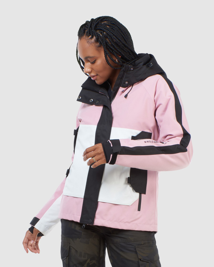 Superdry Freestyle Attack Jacket Soft Pink