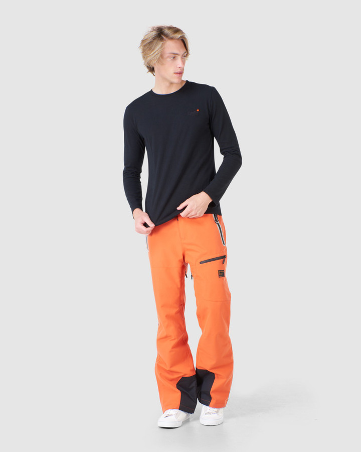 Superdry Freestyle Pant Havanna Orange