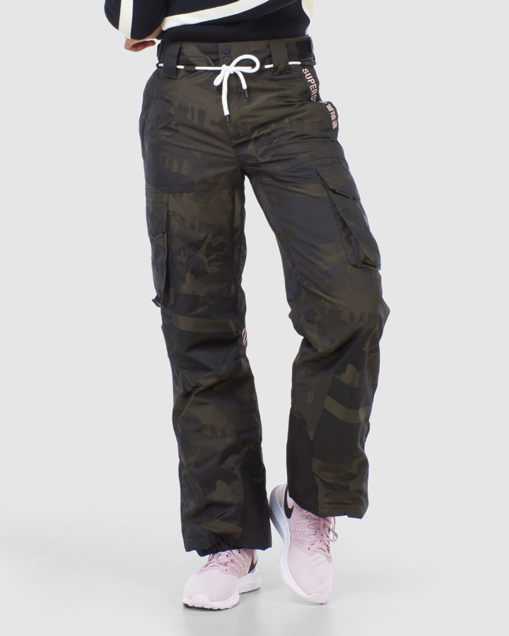 Superdry Freestyle Cargo Pant Camo