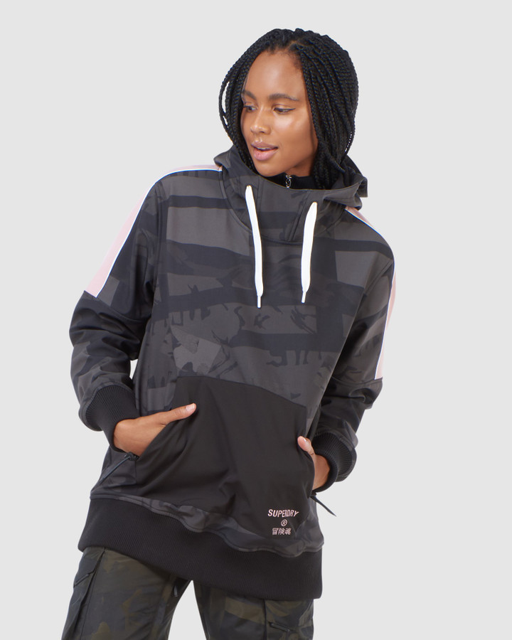 Superdry Freestyle Tech Overhead Camo