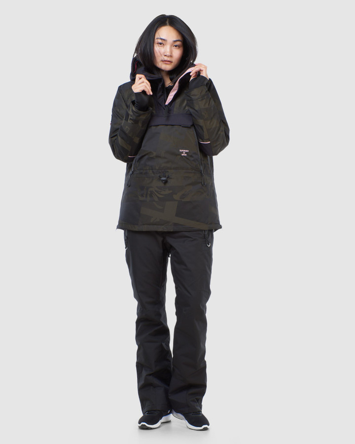 Superdry Freestyle Rescue Overhead Camo