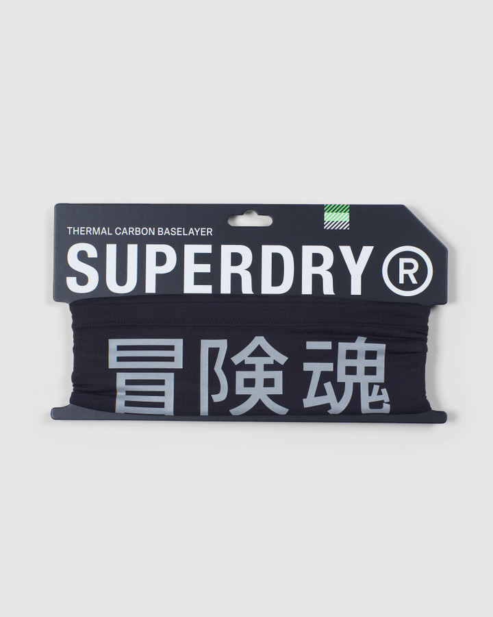 Superdry Snow Tube Black
