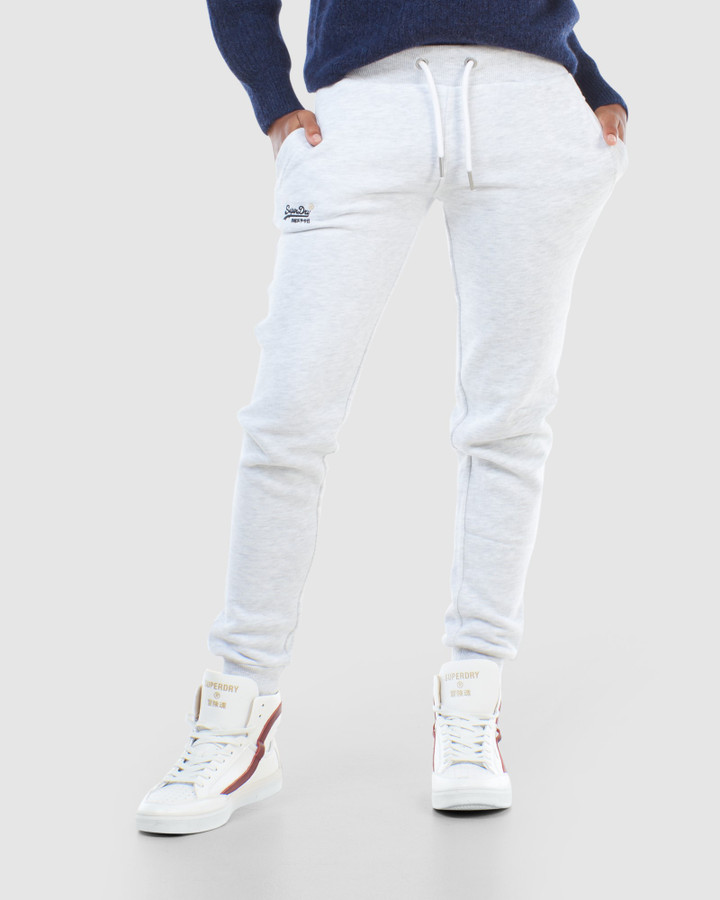 Superdry Orange Label Jogger Ns Ice Marle