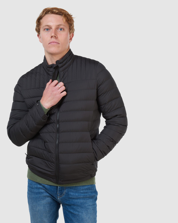 Superdry Ultimate Core Down Jet Black