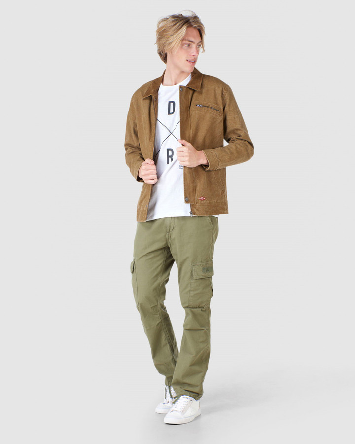 Superdry Cruiser Jacket Tan