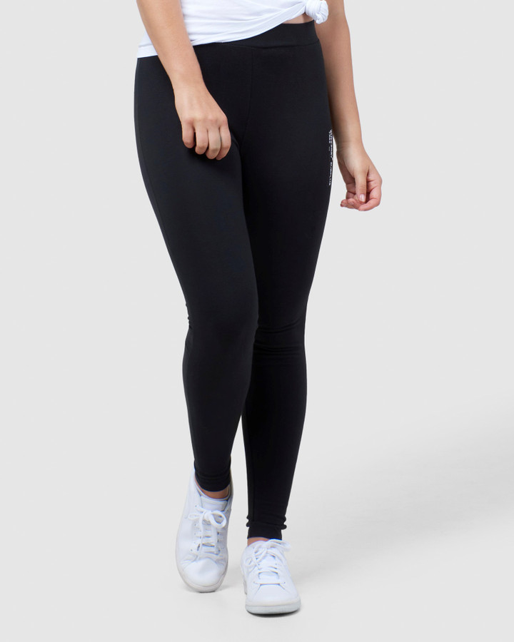 Superdry Surplus Graphic Legging Black