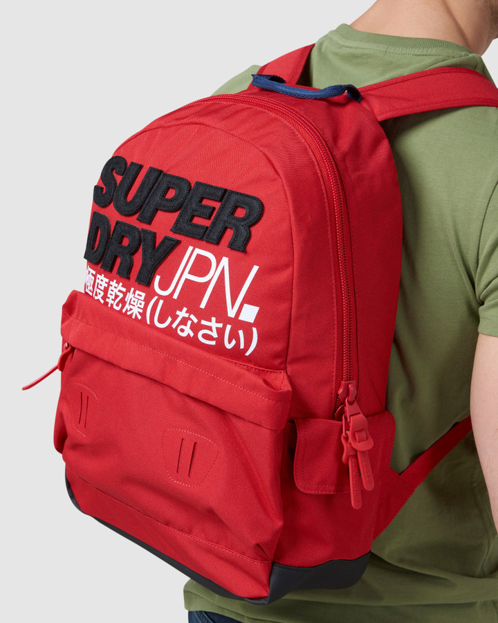 Superdry Montauk Montana Red