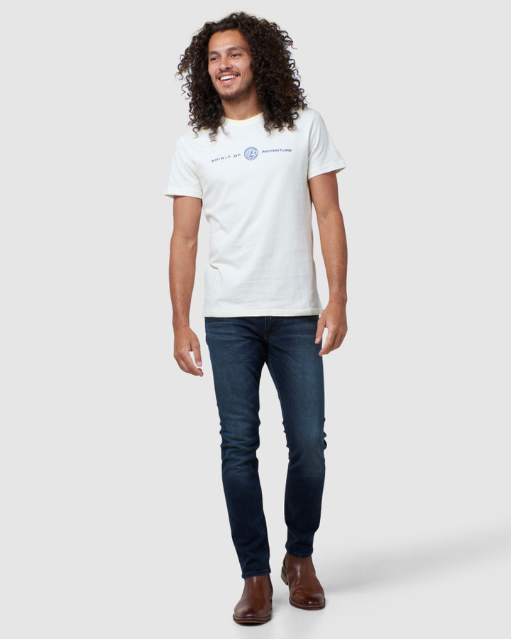 Superdry Everest Tee Cream