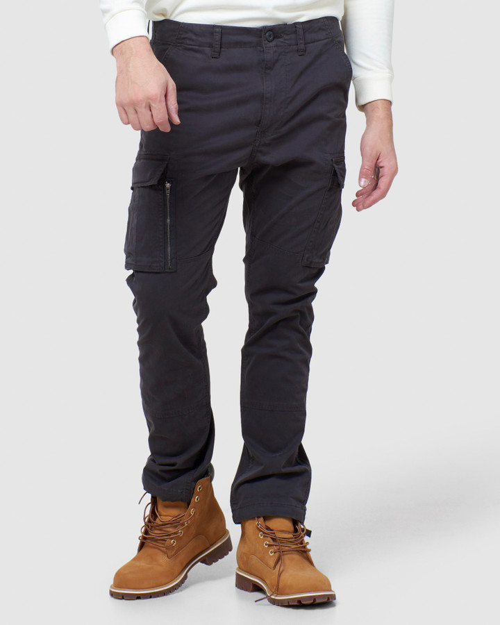 Superdry Recruit Grip 2.0 Vulcan Black