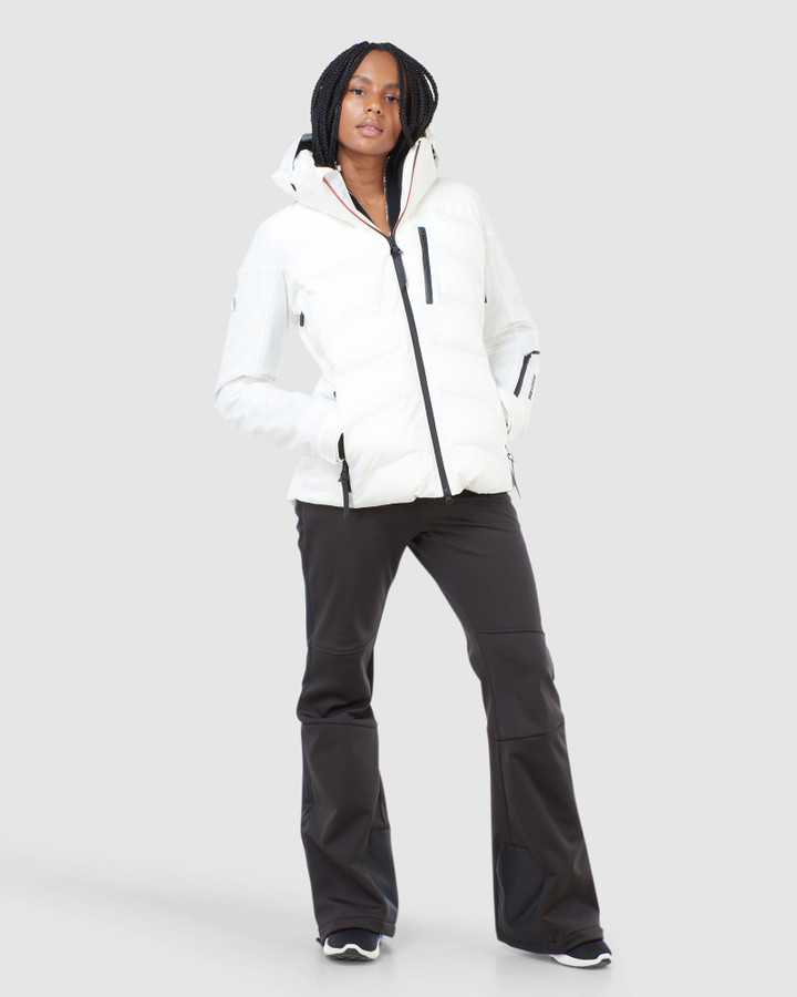 Superdry Motion Pro Puffer White