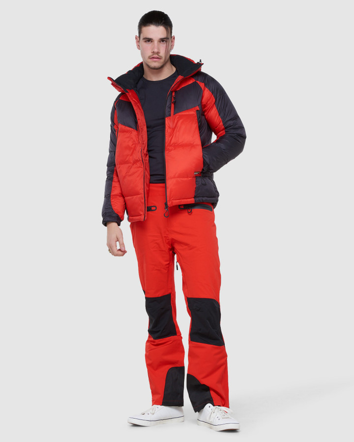 Superdry Pro Sd Puffer Apple Red
