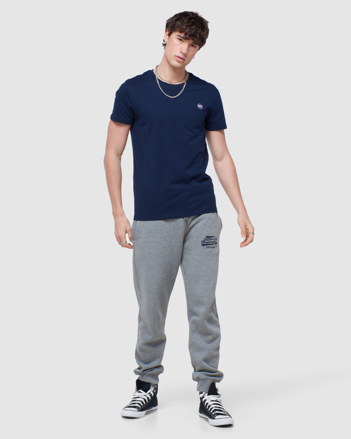 Superdry Collective Tee Nautical Navy
