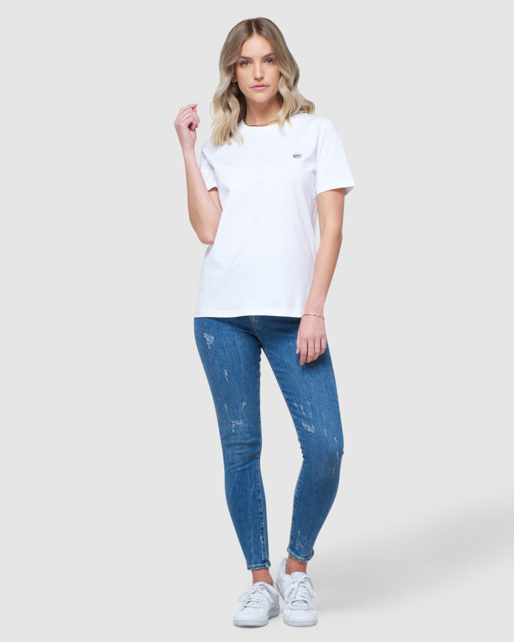 Superdry Collective Tee....    Optic