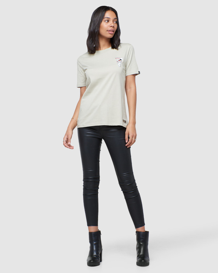 Superdry Military Narrative Tee Monument Grey