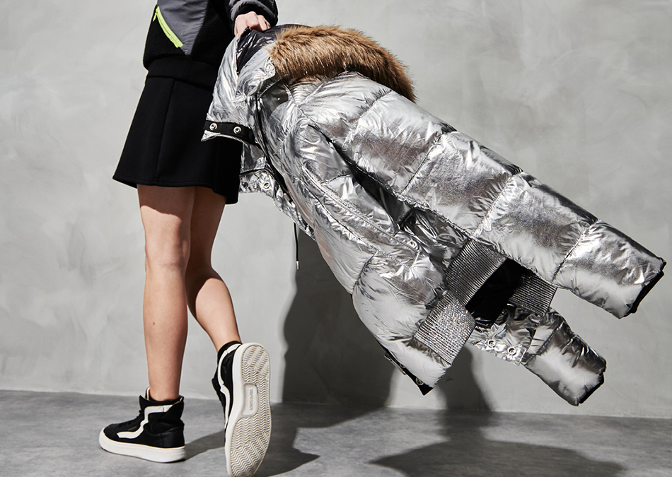 Recycled Puffer Jackets
