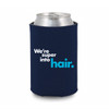 Can Cooler - Navy - Super Into Hair (Minimum Order Qty 75)