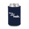 Can Cooler - Navy - Super Into Hair 1C (Minimum Order Qty 75)