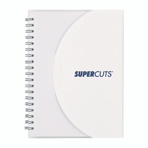 "5"" x 7"" Spiral Notebook (Minimum Order Quantity 50)"