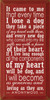 Popular Wooden Dog Sign | It Came To Me That Every Time I Lose A Dog | Sawdust City Sign in Old Red & Cottage White