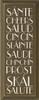 Sante-Cheers-Salud-Cin Cin-Slainte-Saude-Chinchin-Prost-Skal-Salute |Cheers Wood Sign | Sawdust City Wood Signs