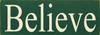 Believe (3.5x10)