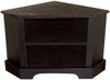 Home Decor and Storage  | Corner Bench with Storage | In Old Black