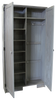 CUSTOM - Corner Storage Unit with Vent | Custom Pine Furniture | Sawdust City Custom Furniture