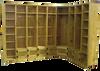 CUSTOM - Multi-Locker Entryway Storage