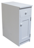 CUSTOM - Small Cabinet with Drawer   Custom Small Pine Cabinet   Sawdust City Custom Furniture