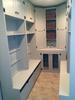 Custom Mudroom Storage in Customer's Home