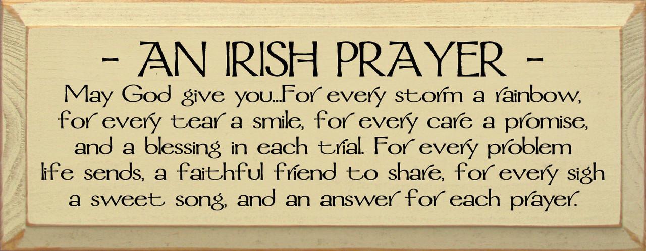Image result for an Irish Prayer