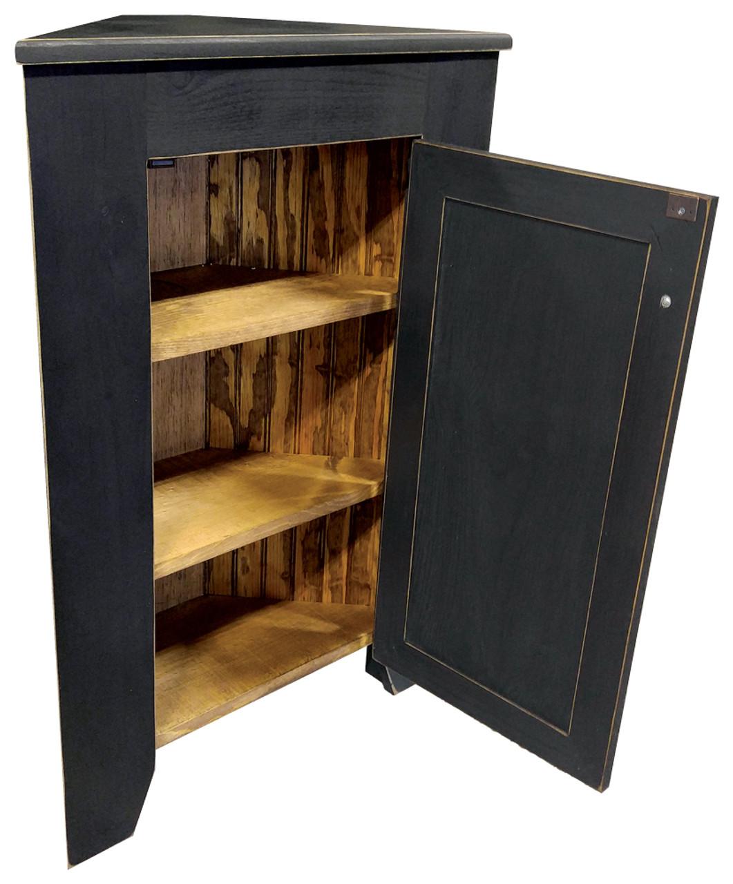 Corner Cabinet Wood Corner Cabinet Small Corner Cabinet