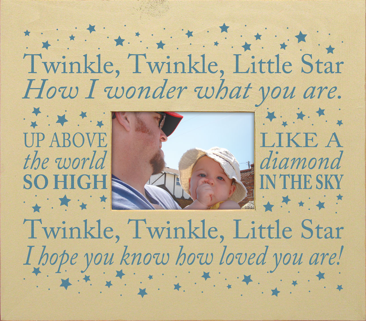 twinkle twinkle little star how i wonder what you are