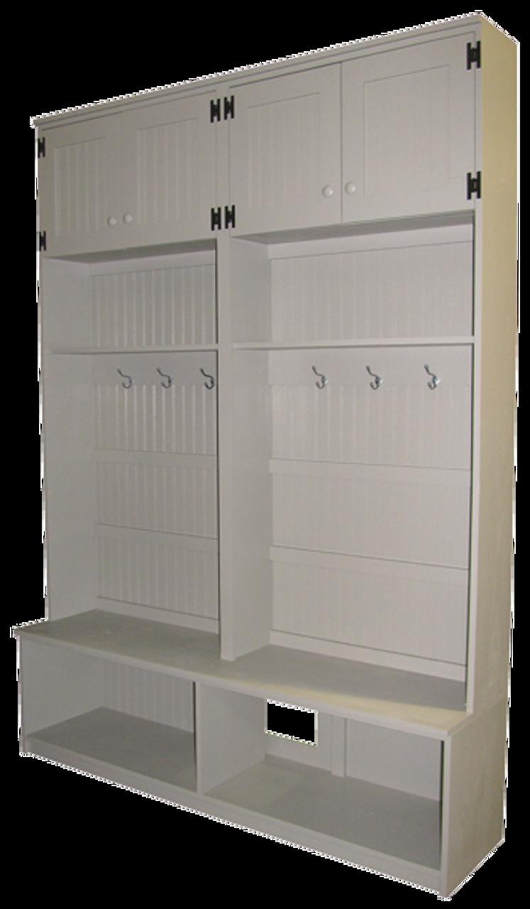 Custom Mudroom Storage With Drawers Sawdust City Llc