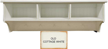 Shown in Old Cottage White