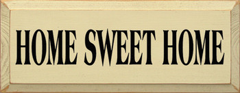 Home Sweet Home | Household Wood Sign| Sawdust City Wood Signs