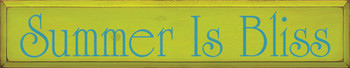 Shown in Old Lemon-Lime with Turquoise lettering